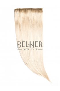 Blond Bej Tresa Clip-On