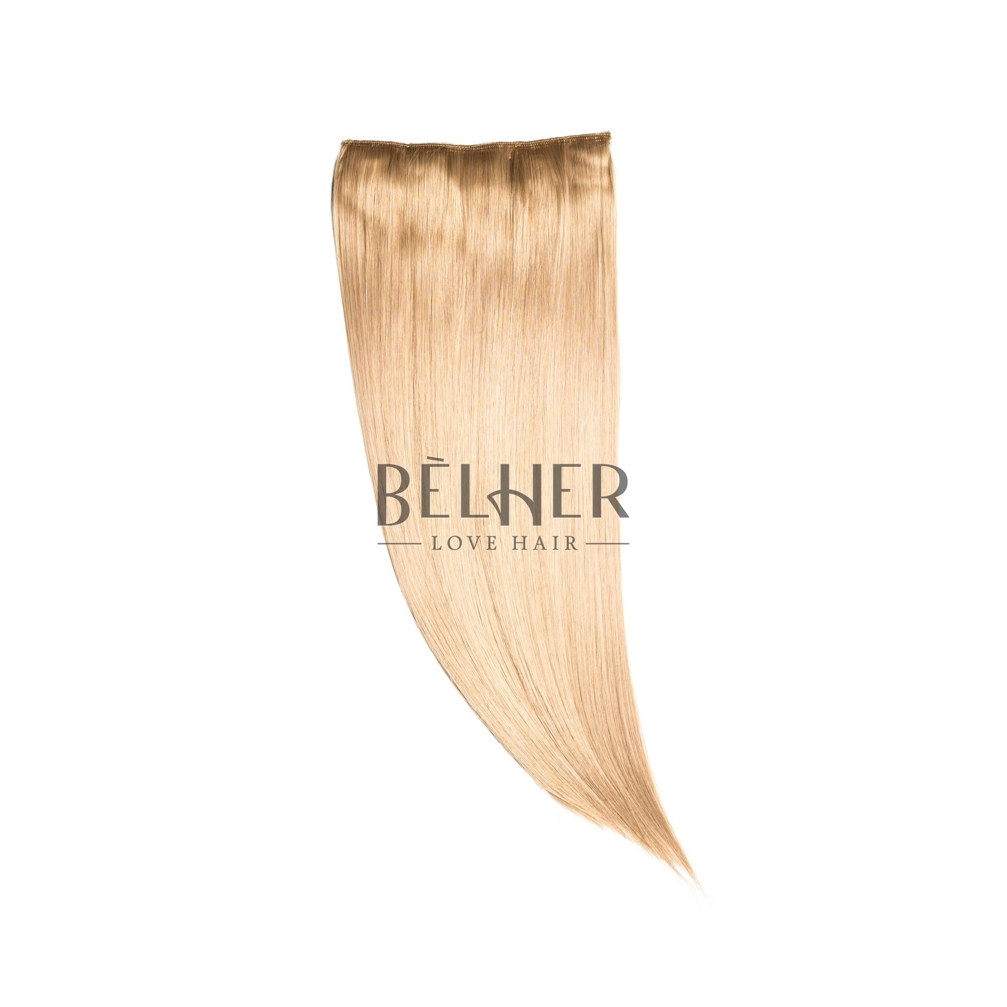 Tresa Clip-On Blond Mediu