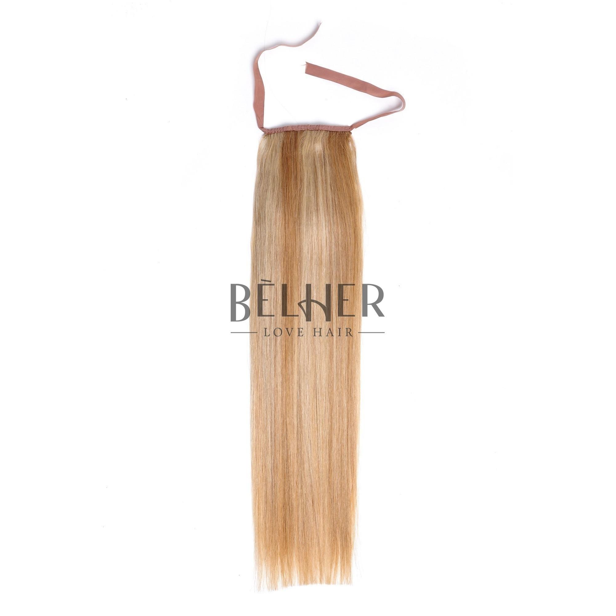 Coada Deluxe Mix Blond Auriu imagine produs