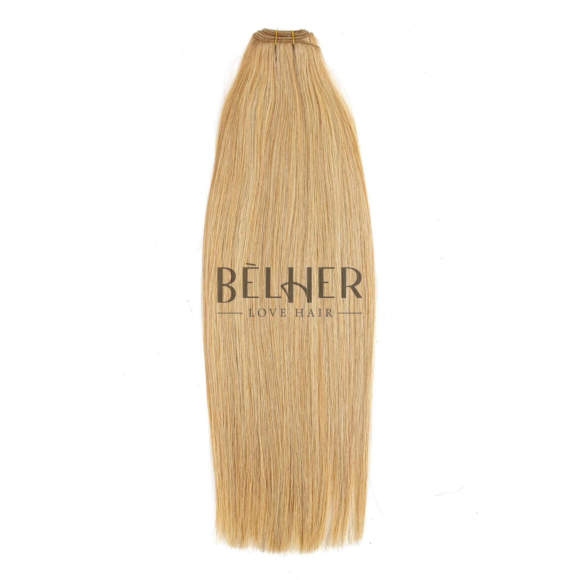 Extensii Cusute Deluxe Mix Blond Auriu