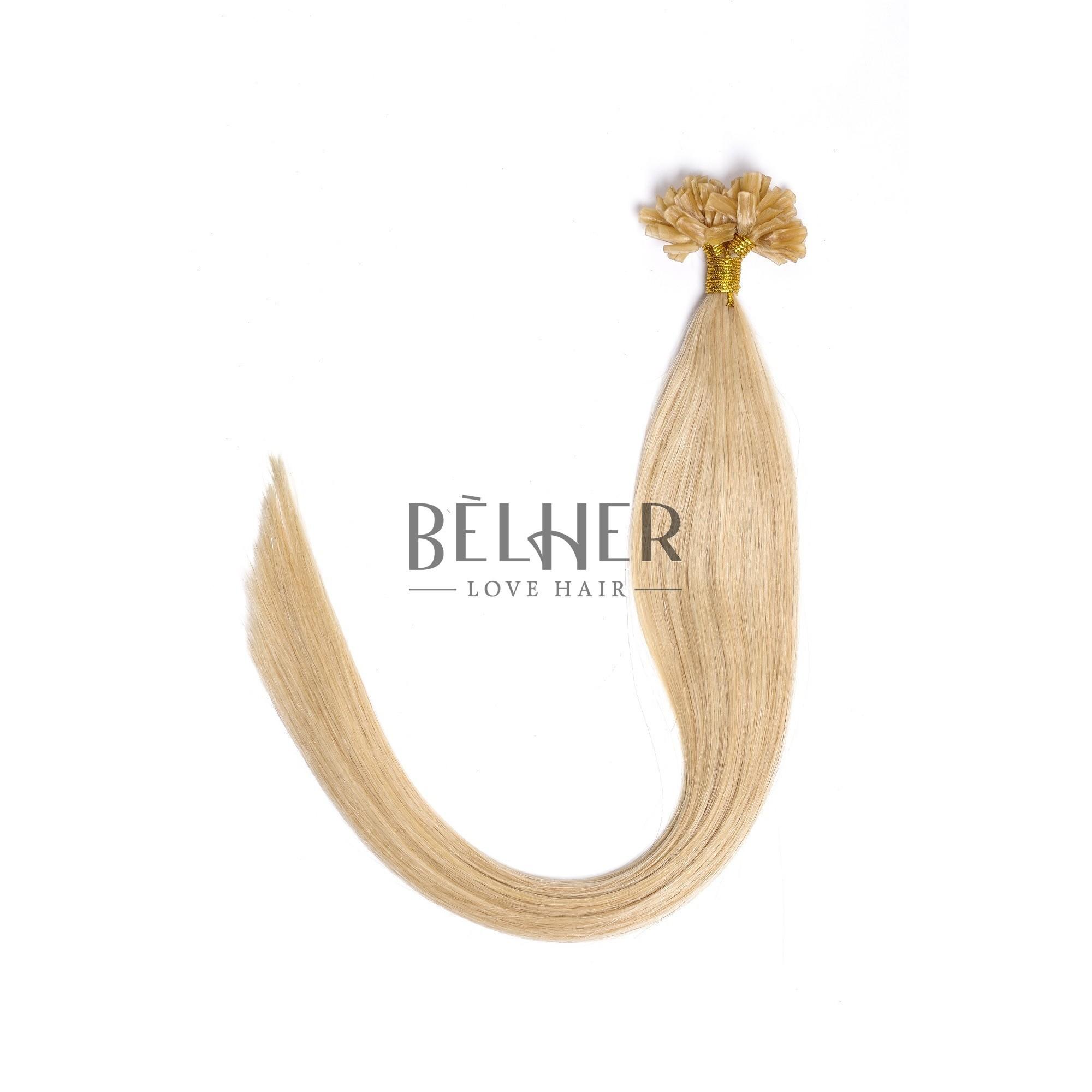 Extensii Cheratina Premium Blond Cenusiu