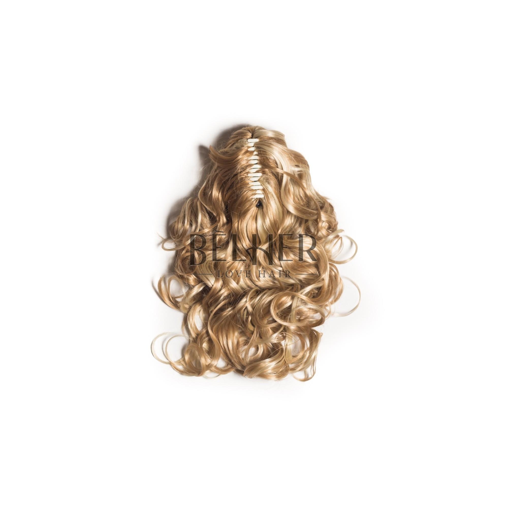 Coada Ondulata Cleste Mix Blond Auriu