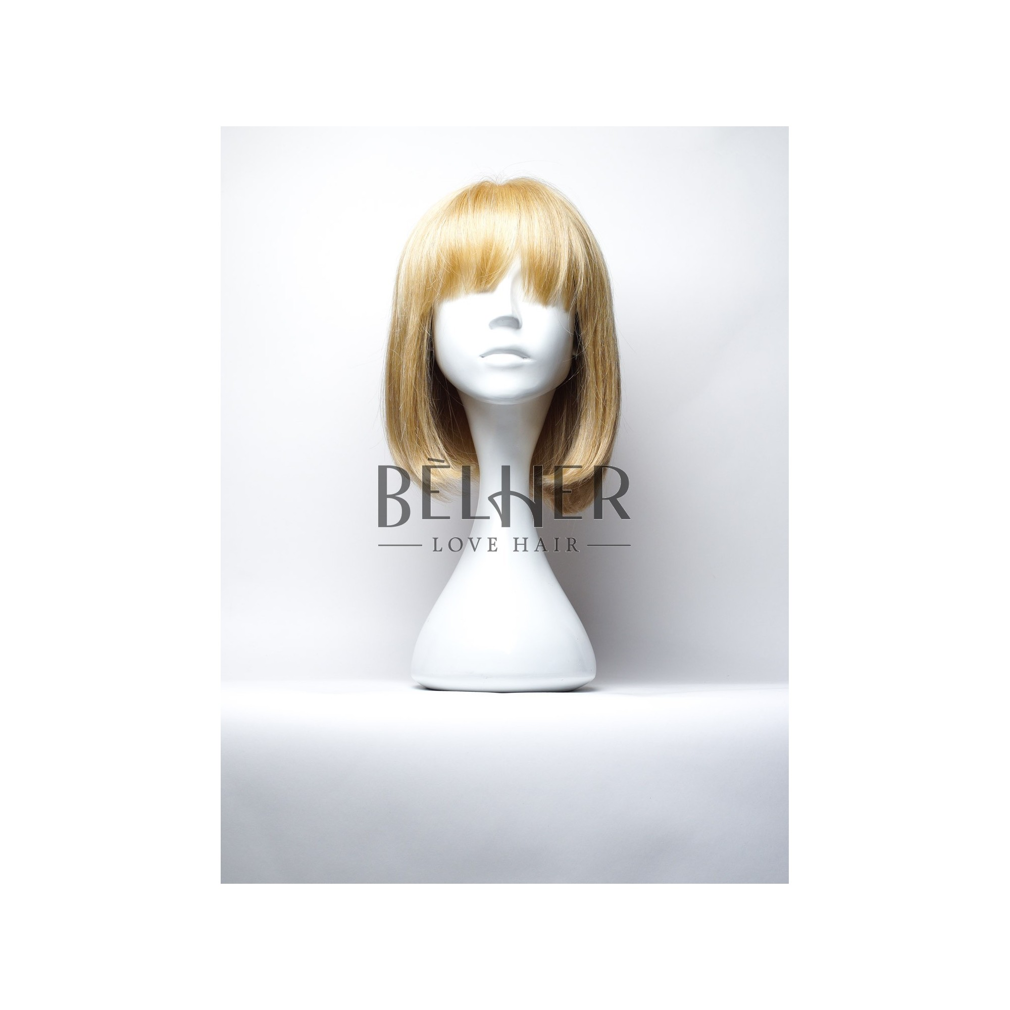 Peruca Naturala BRIANA Mix Blond Deschis
