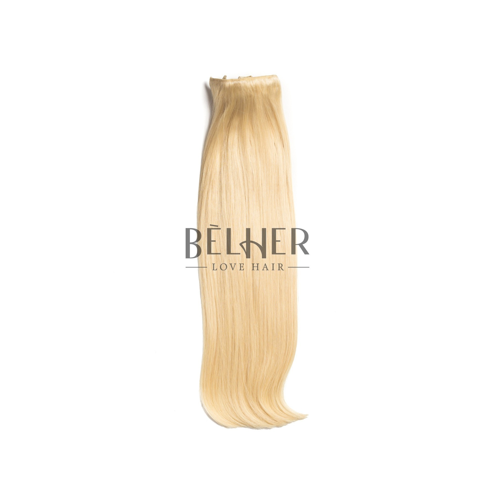 Extensii Clip-On Deluxe Blond Deschis