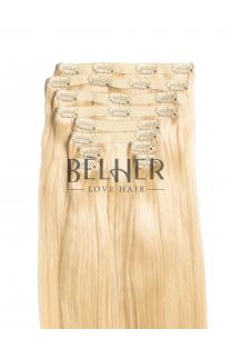 Blond Deschis Clip-On VIP