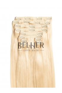 Blond Platinat Clip-On VIP