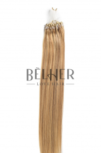 Mix Blond Cenusiu Microring Premium