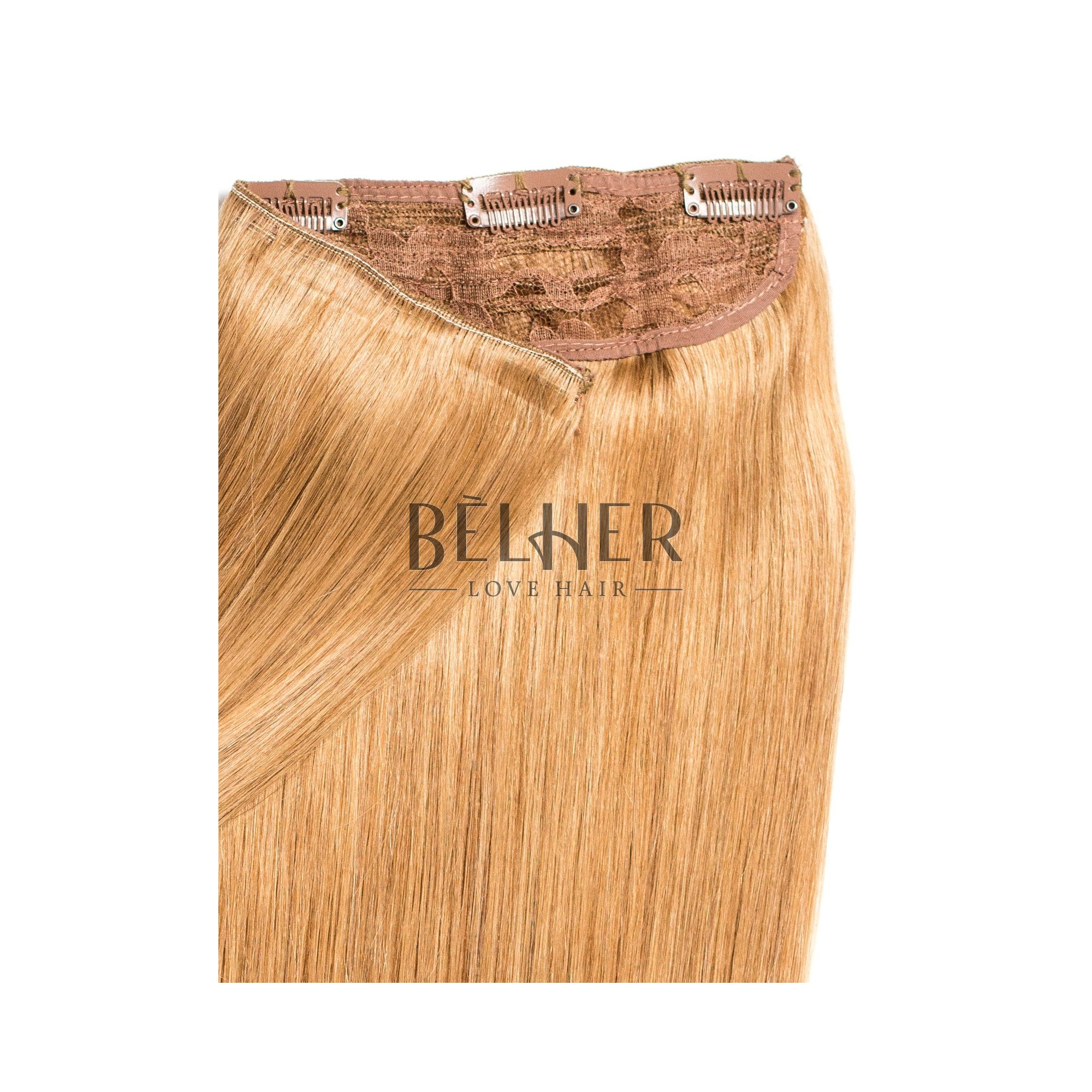 Tresa Clip-On Deluxe Blond Miere