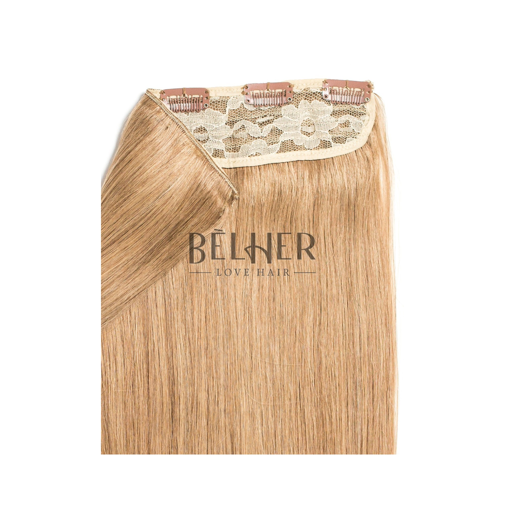 Tresa Clip-On Deluxe Blond Aluna