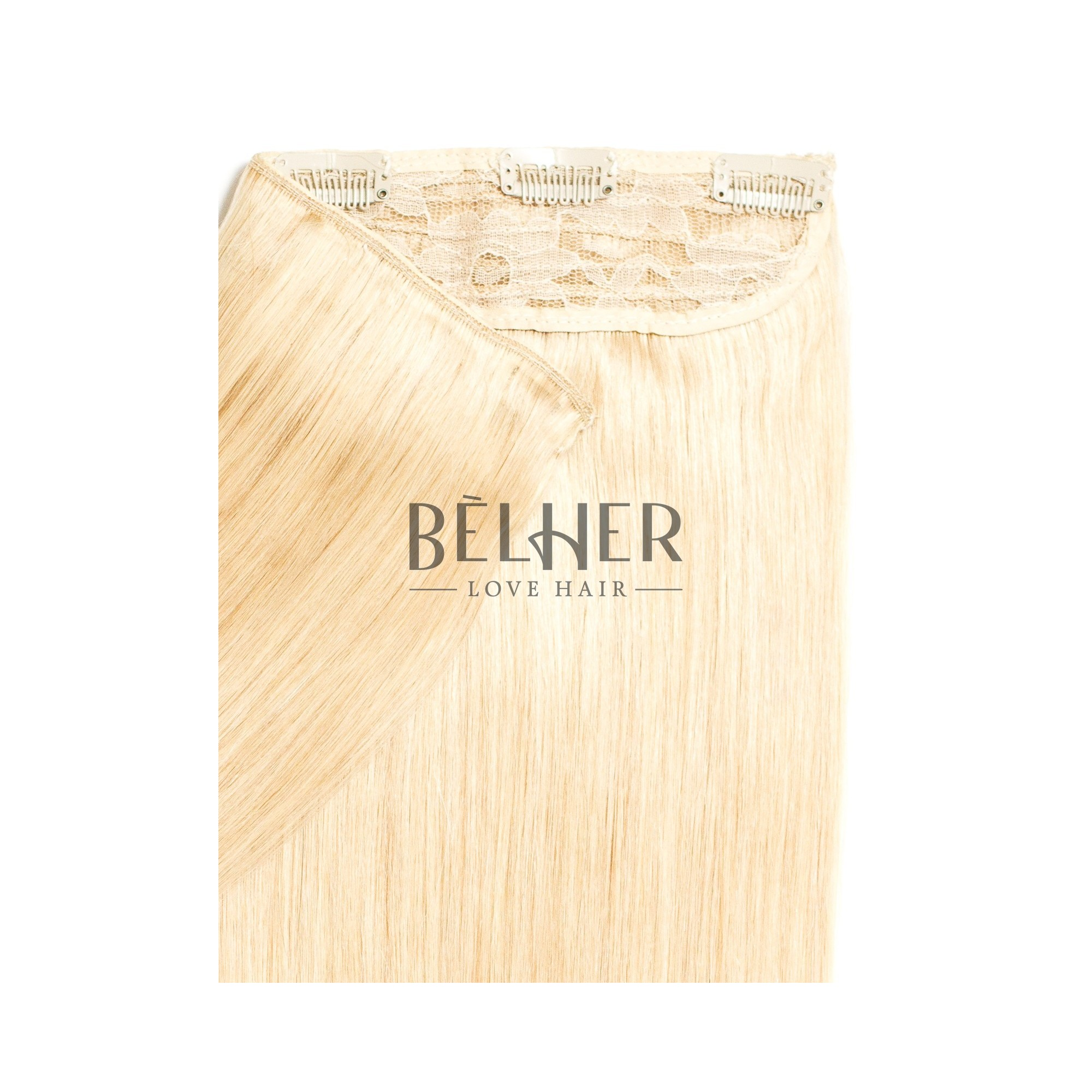 Tresa Clip-On Deluxe Blond Deschis