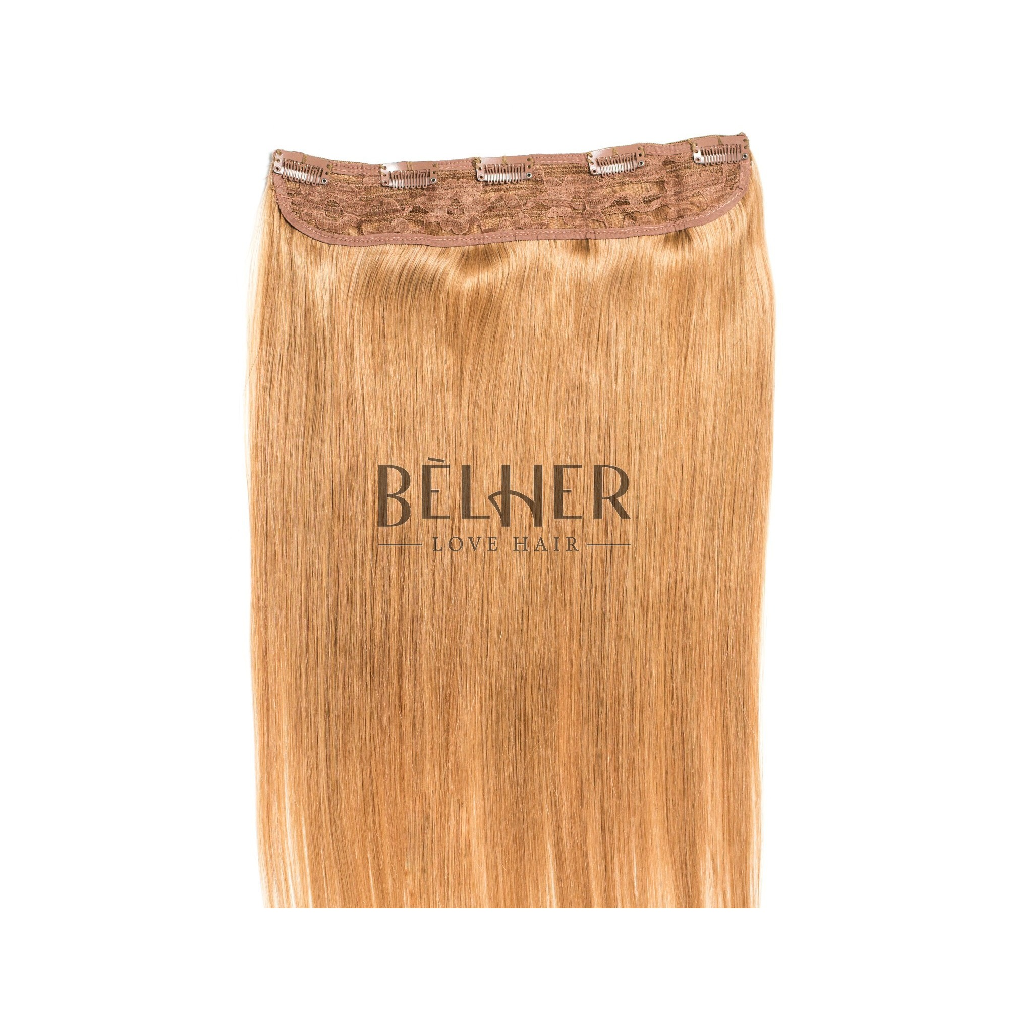 Tresa Clip-On Premium Blond Miere