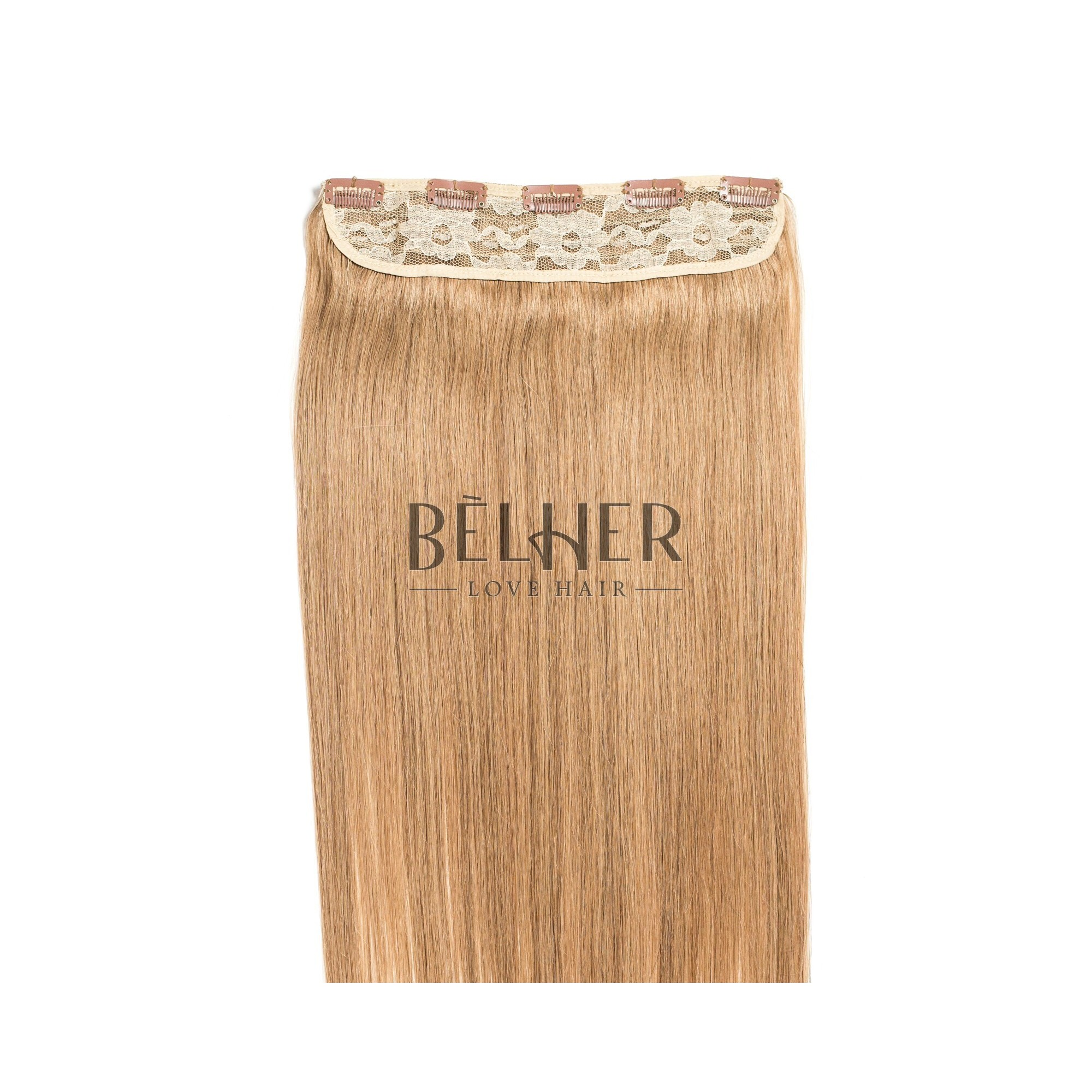 Tresa Clip-On Premium Blond Aluna