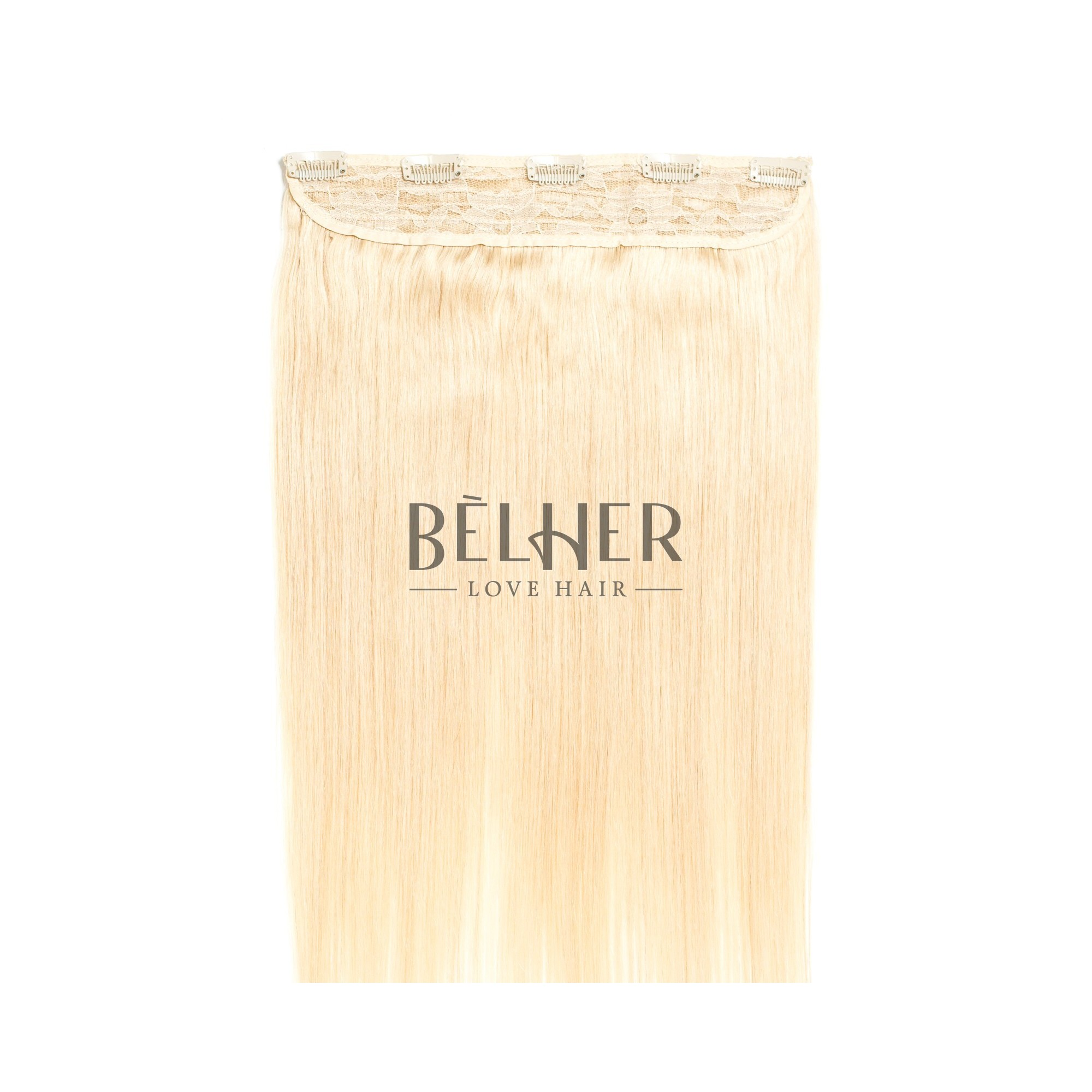 Tresa Clip-On Premium Blond Deschis