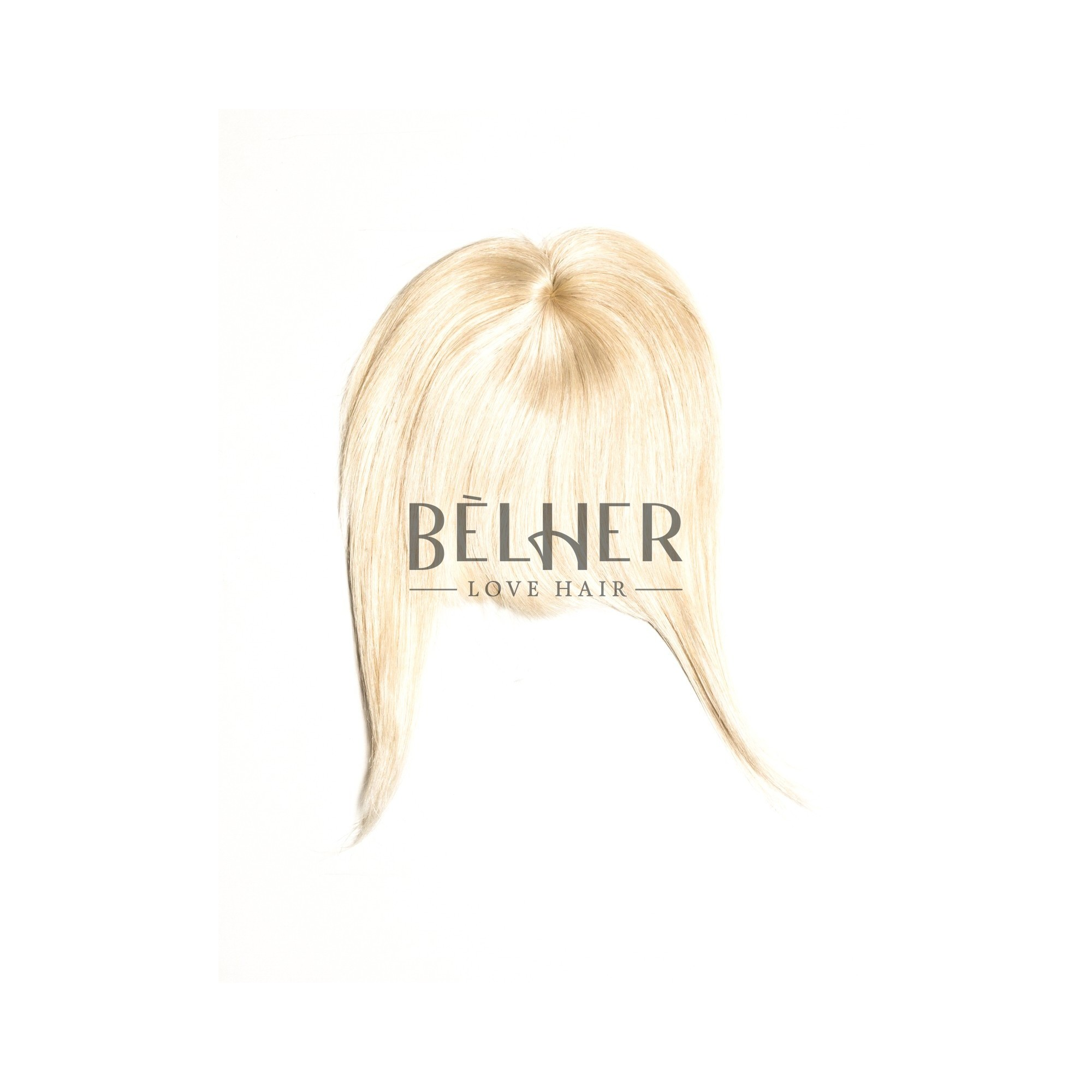 Breton Natural Cu Calota Blond Platinat