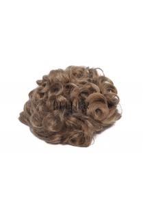 Blond Aluna Coc Bucle