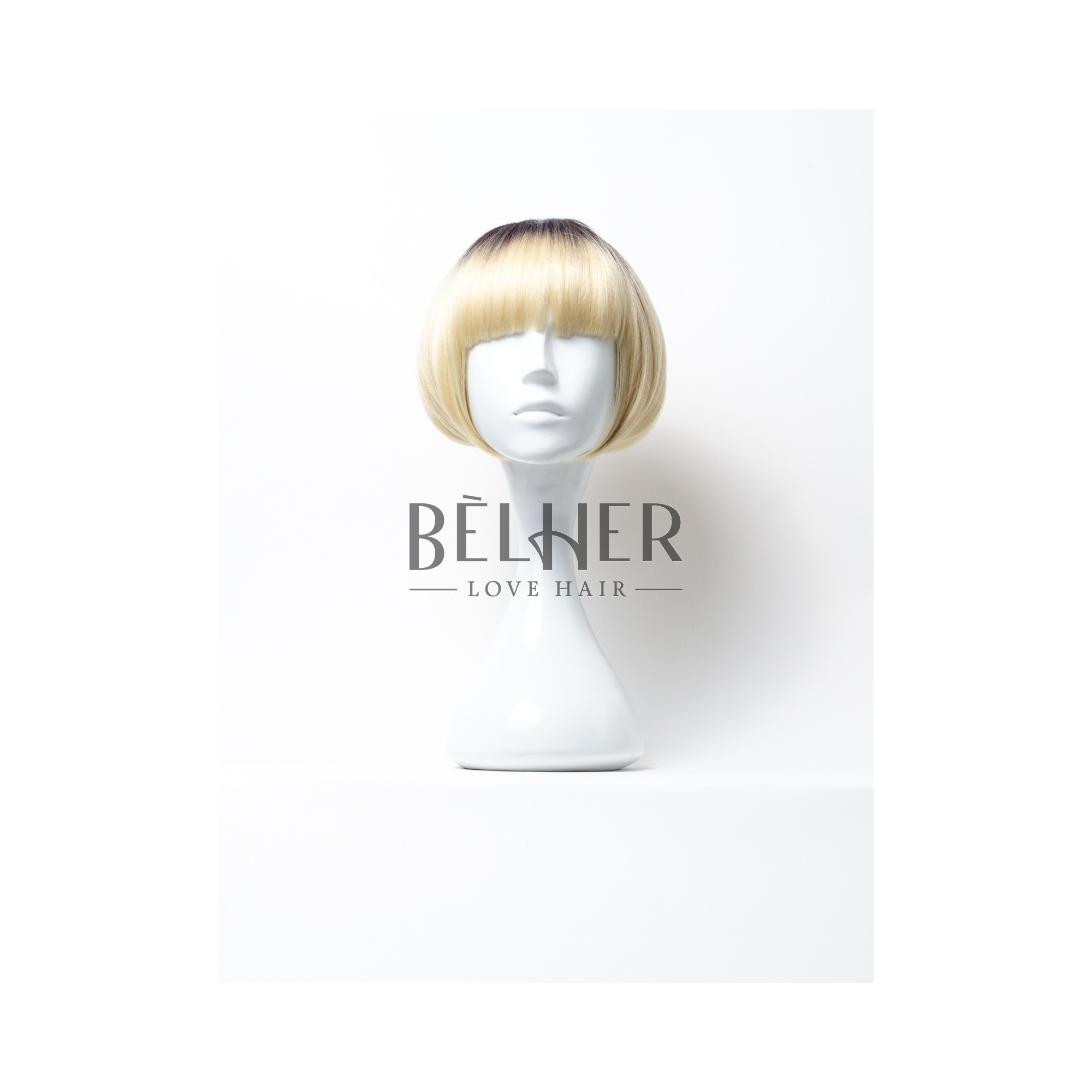 Peruca Bella Blond Deschis