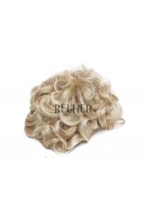 Mix Blond Auriu Coc Bucle