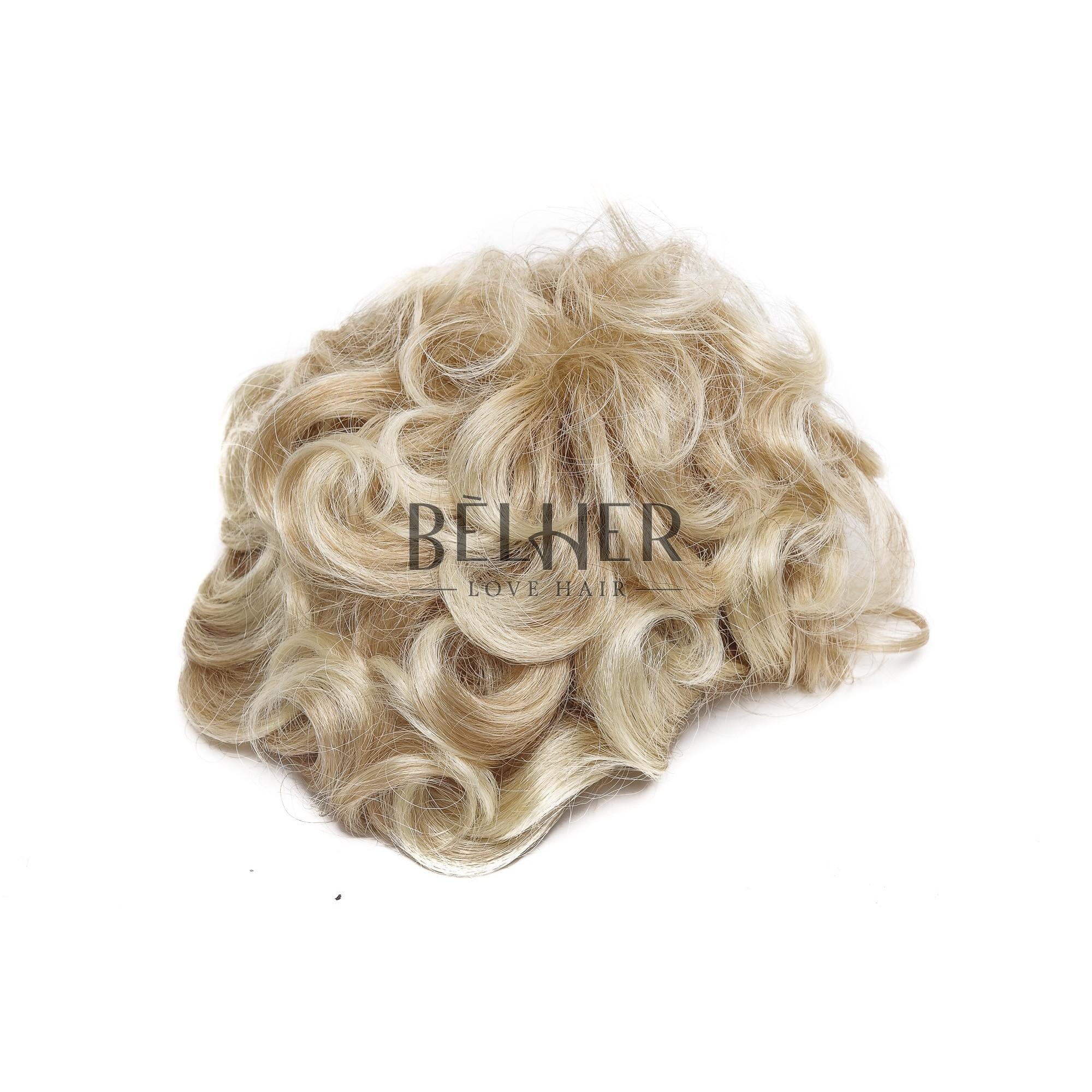 Coc Bucle Mix Blond Auriu