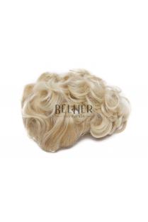 Blond Auriu Coc Bucle