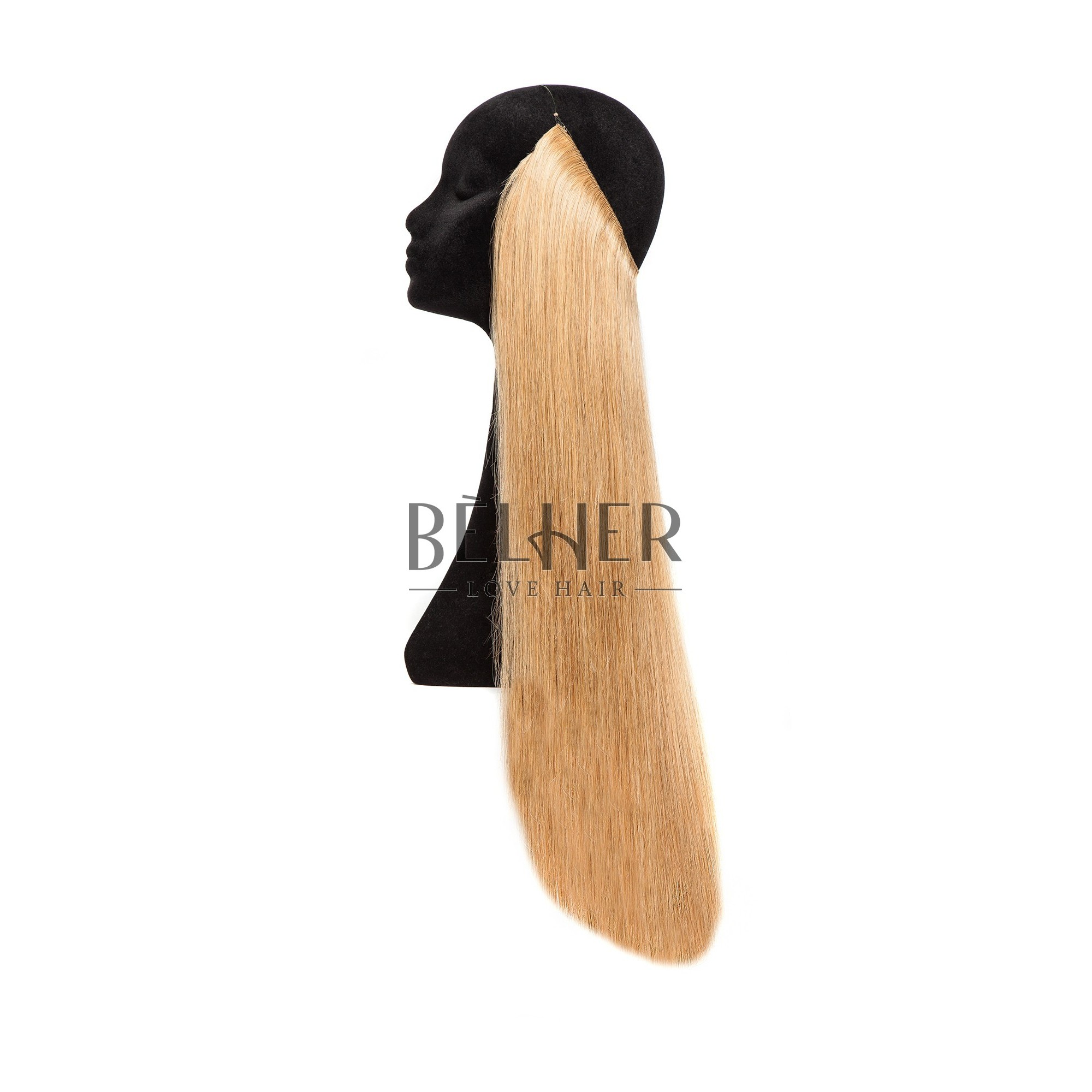 Extensii Flip-in Deluxe Blond Miere