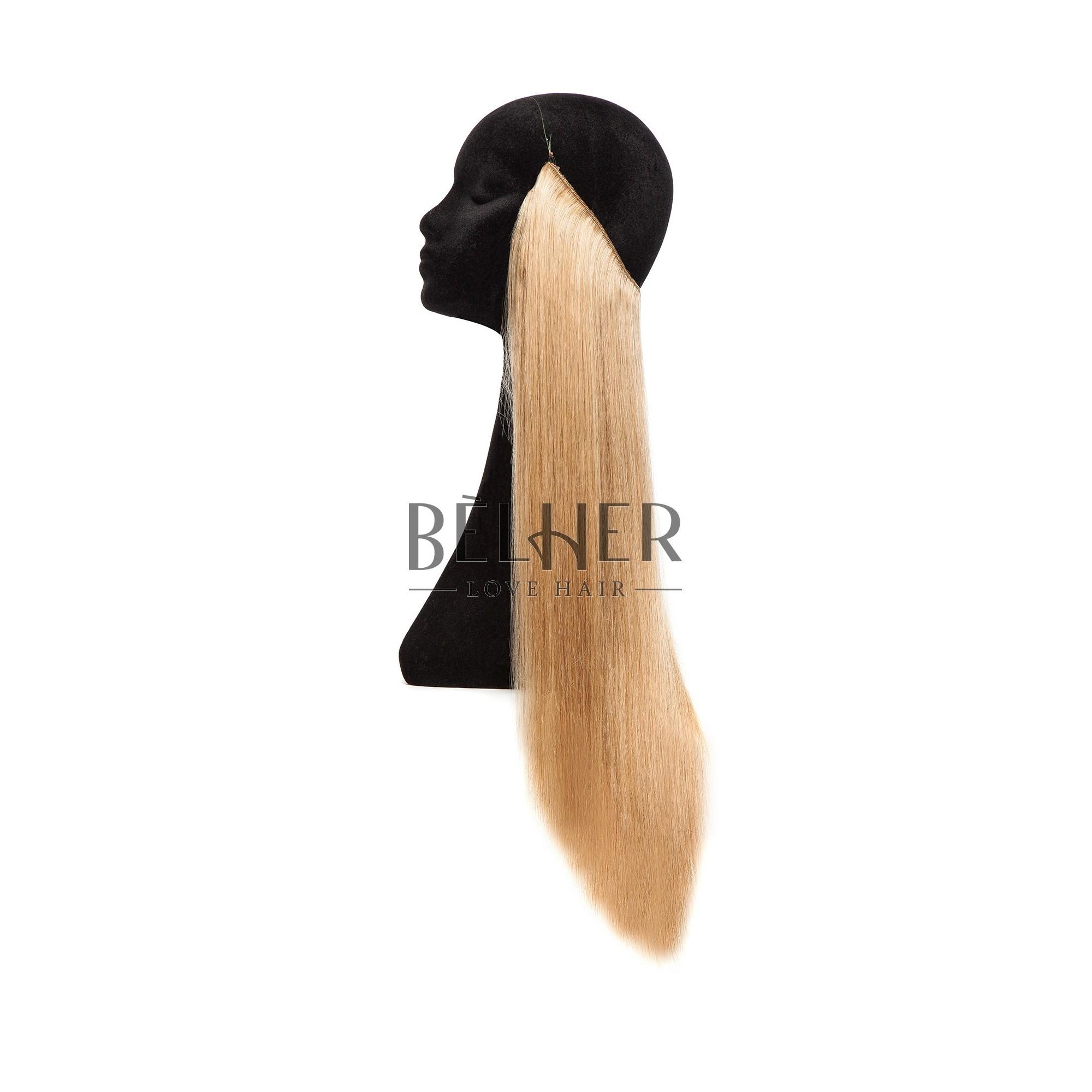 Extensii Flip-in Deluxe Blond Aluna
