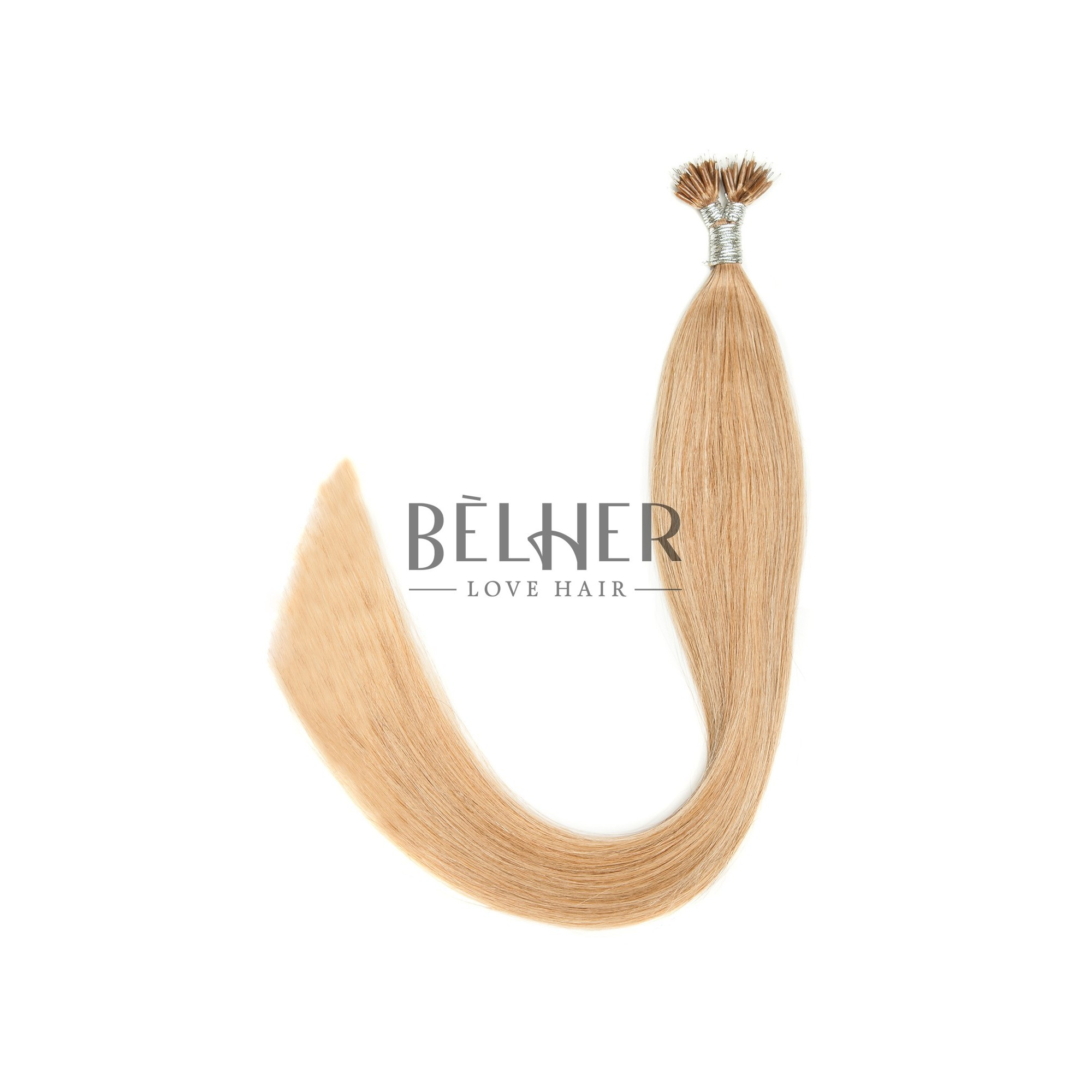 Extensii Nano-Ring Blond Aluna