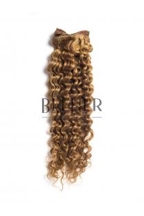 Mix Blond Cenusiu Clip-On Premium