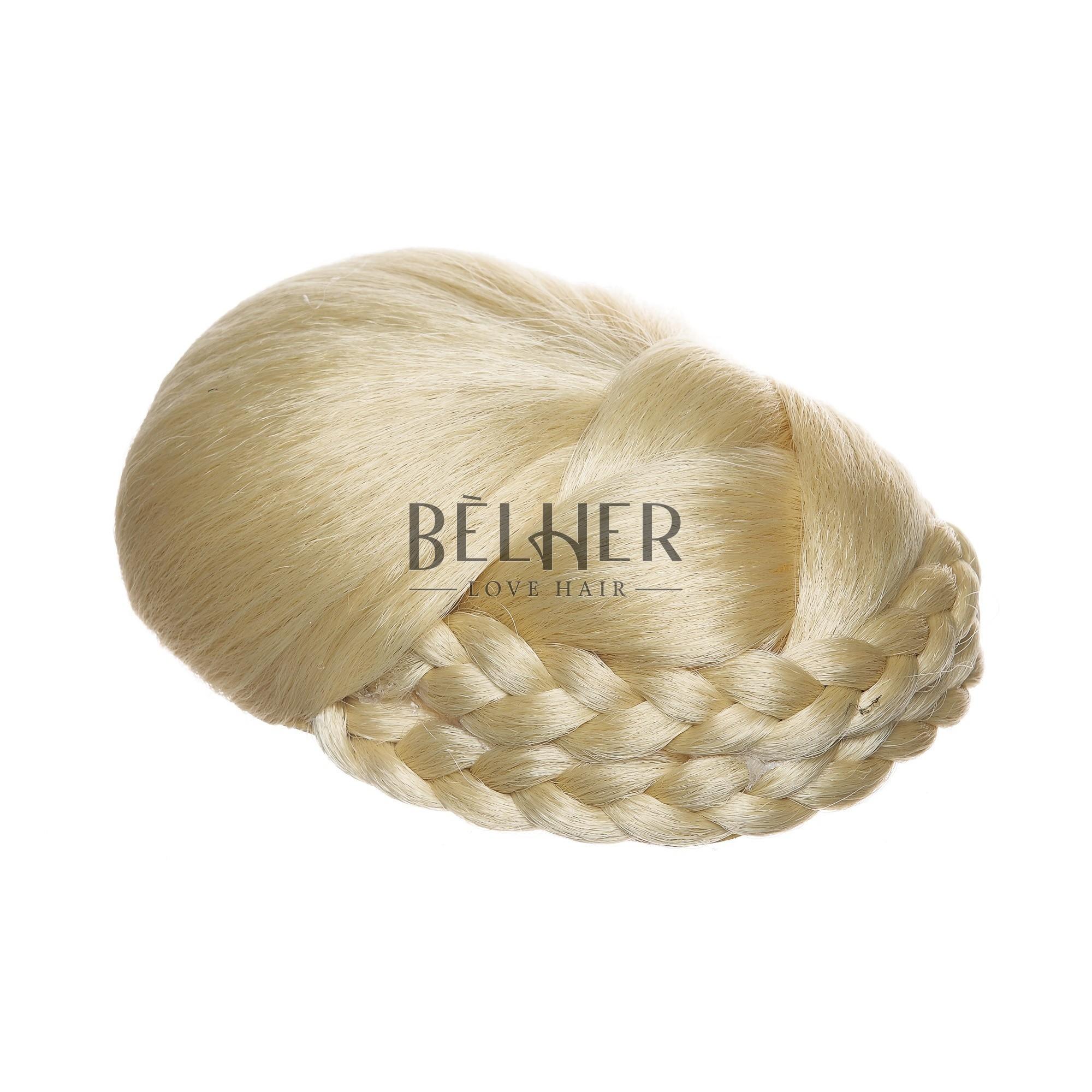 Coc Sofisticat Blond Bej Deschis