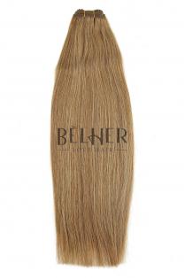 Blond Inchis Cenusiu Extensii Cusute Premium