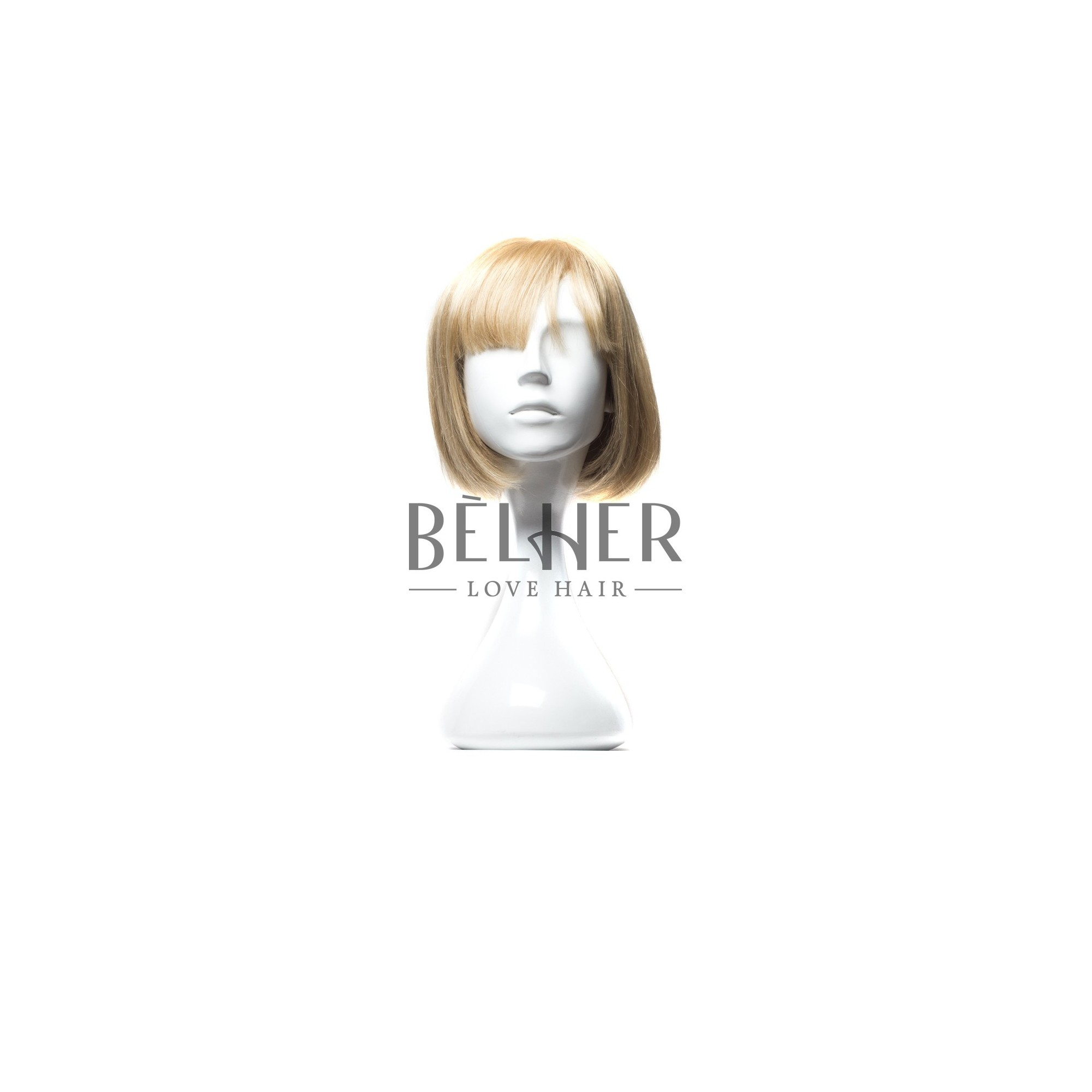 Peruca Naturala GIA Mix Blond Deschis