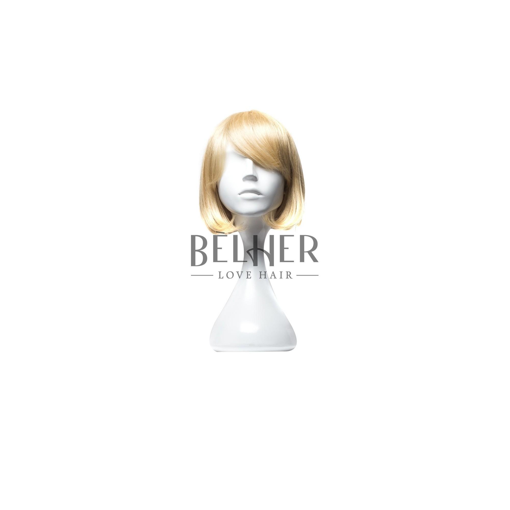 Peruca Naturala INES Blond Auriu