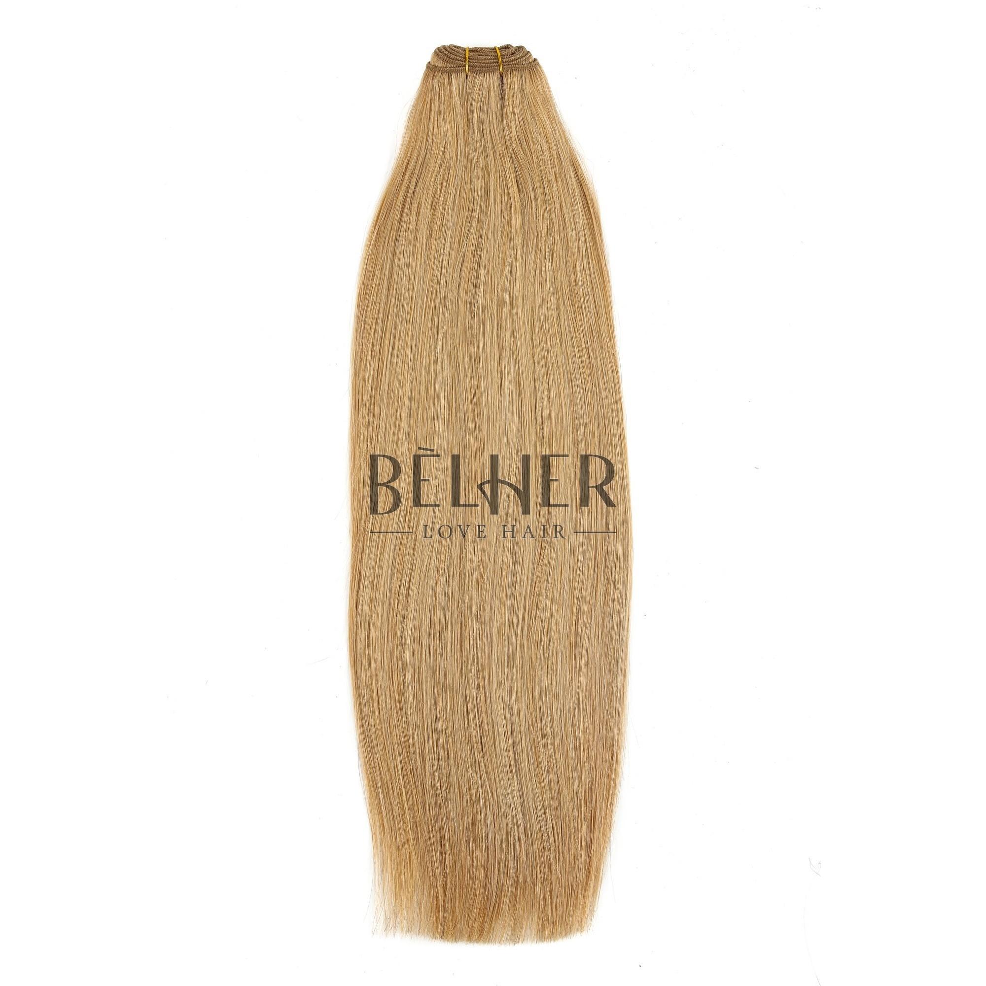 Extensii Cusute Premium Blond Aluna