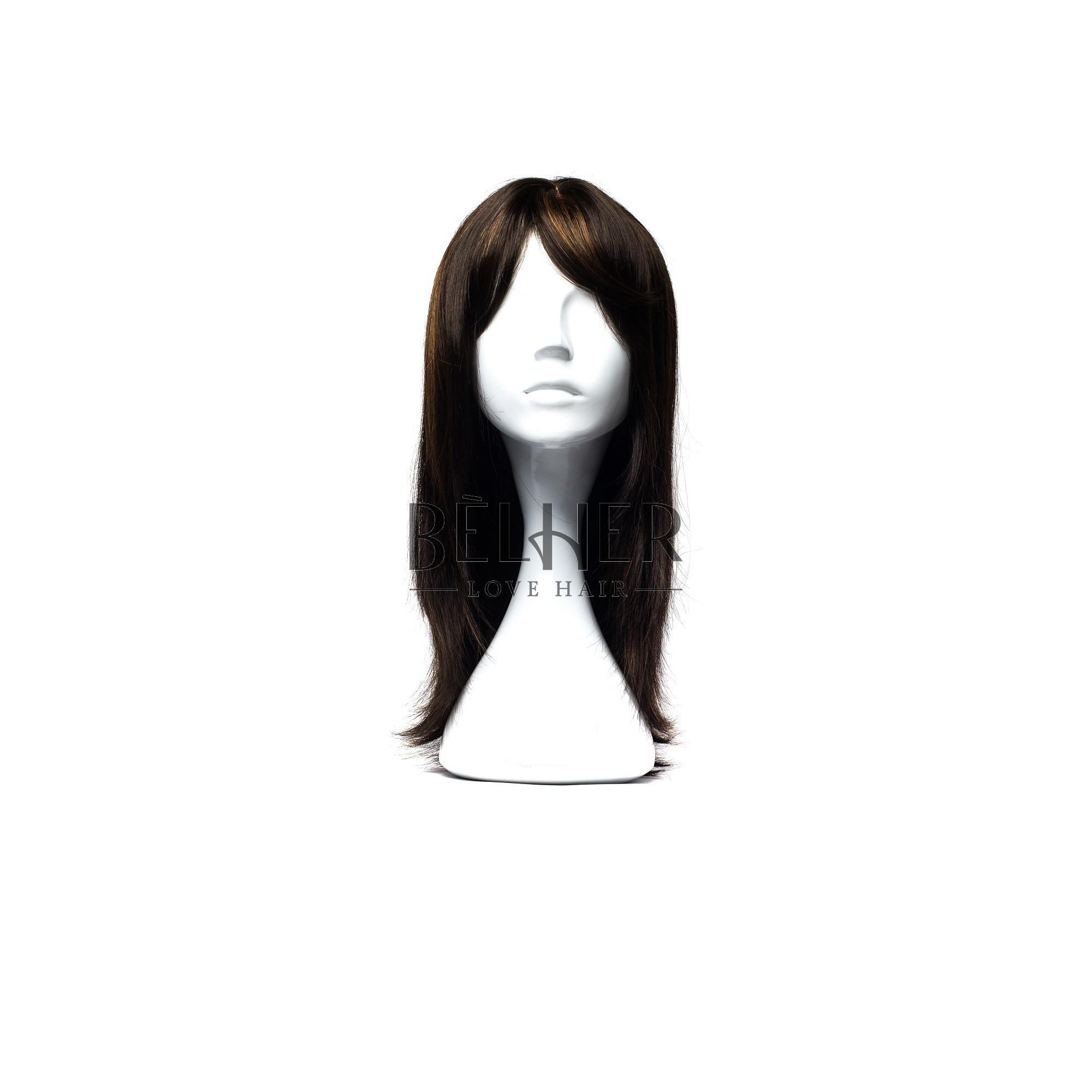 Peruca Naturala ARIA Mix Saten-Aramiu