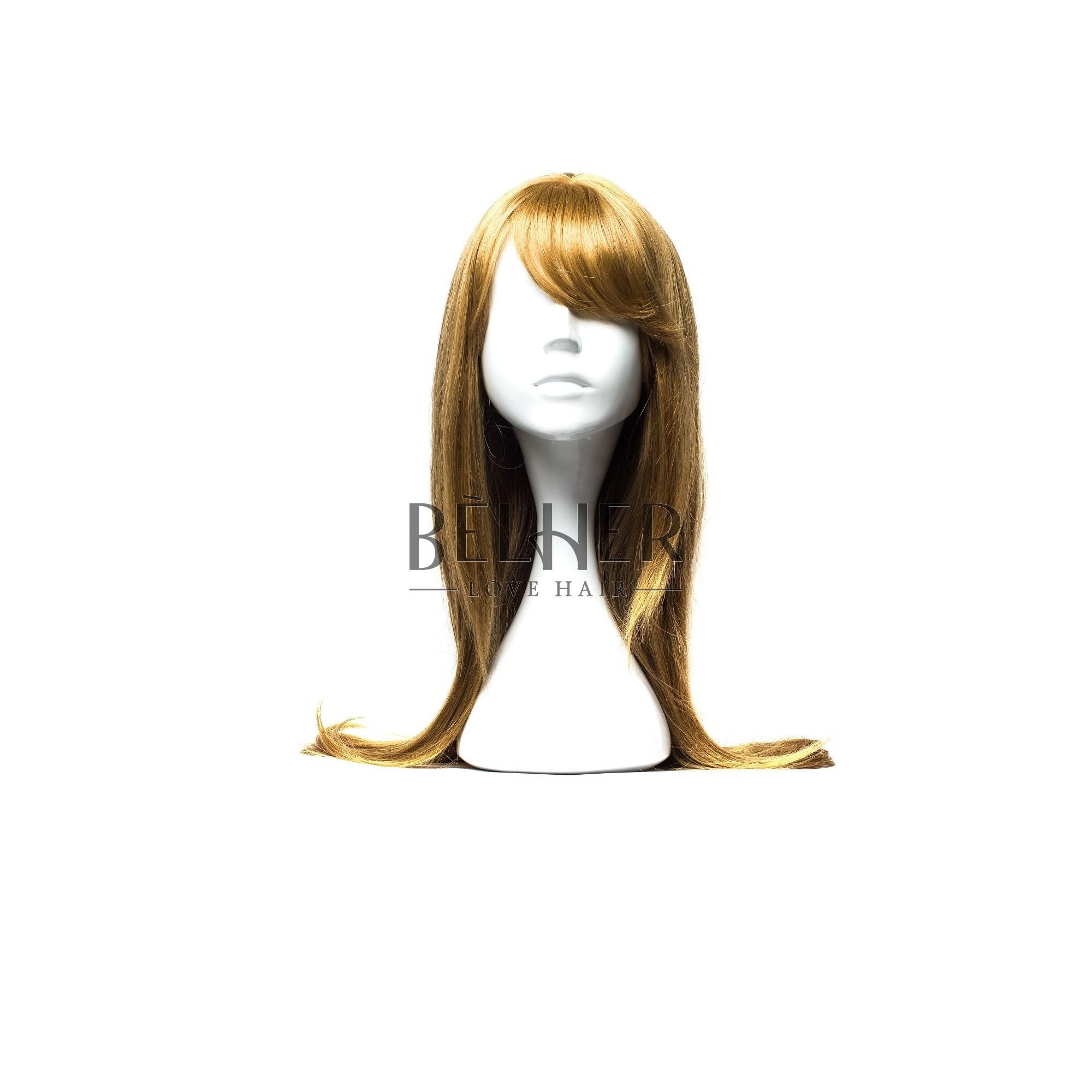 Peruca Naturala ELSA Blond Miere
