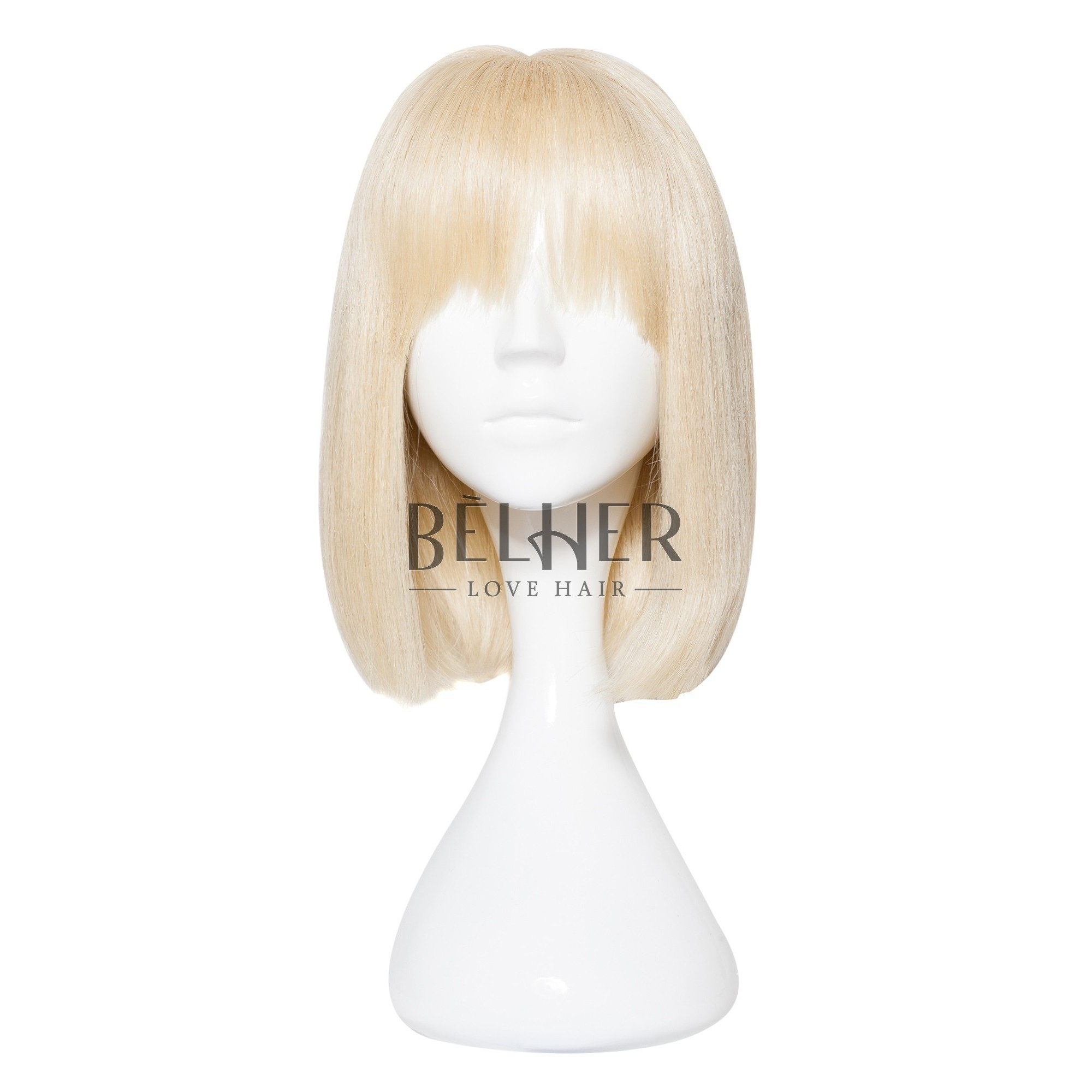 Peruca Naturala BRIANA Blond Deschis