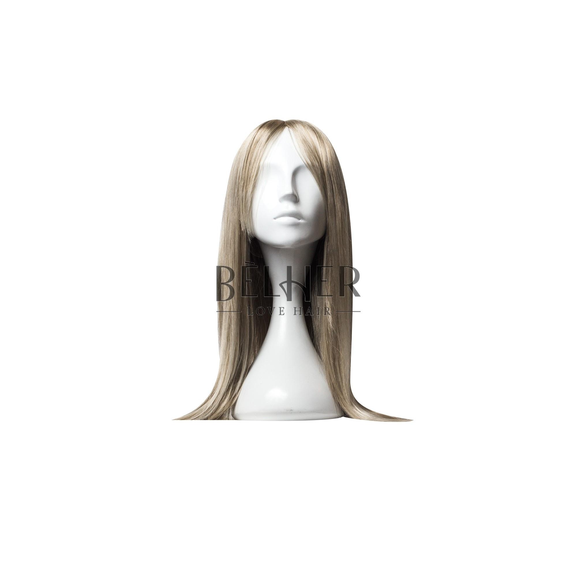 Peruca CELIA Blond Cenusiu