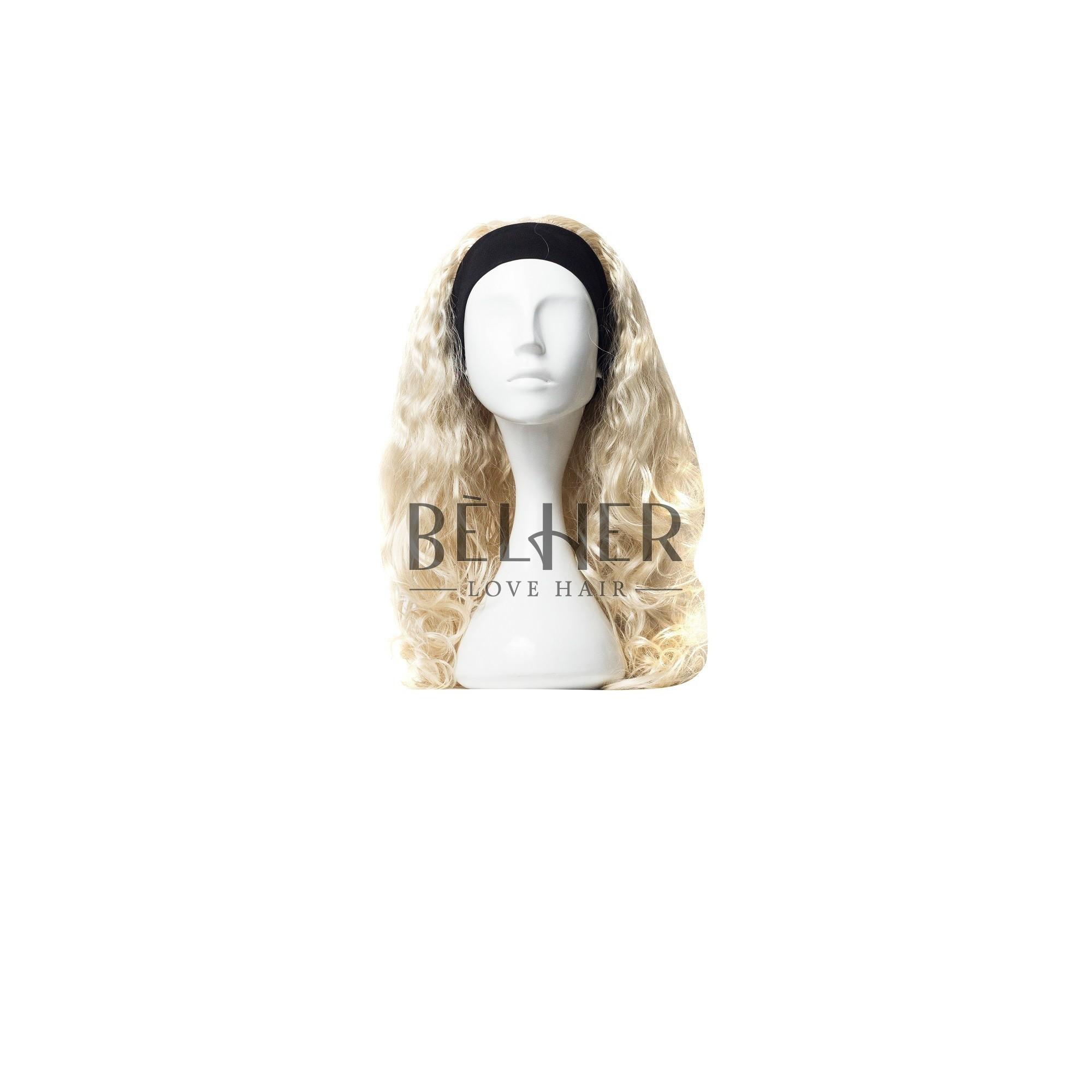 Peruca MIHA Blond Deschis