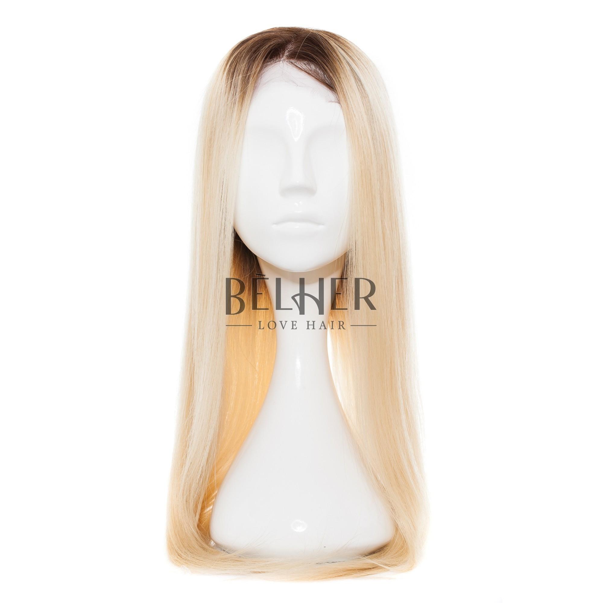 Peruca Naturala Diana Ombre Blond