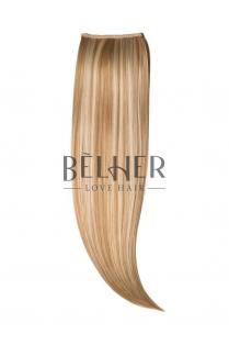 Mix Blond Auriu Coada Par Drept