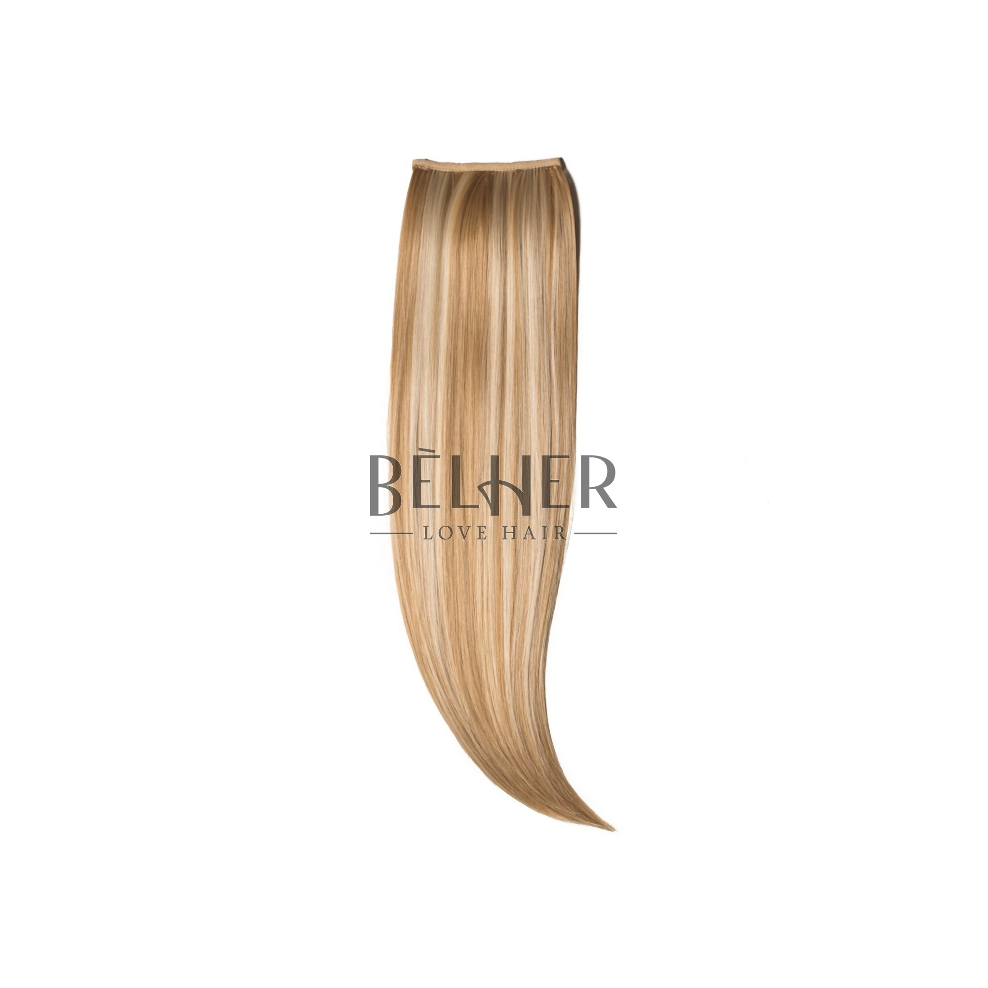 Coada Par Drept Mix Blond Auriu