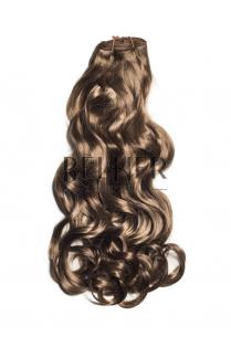 Blond Aluna Extensii Clip-On