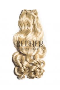 Blond Deschis Extensii Clip-On