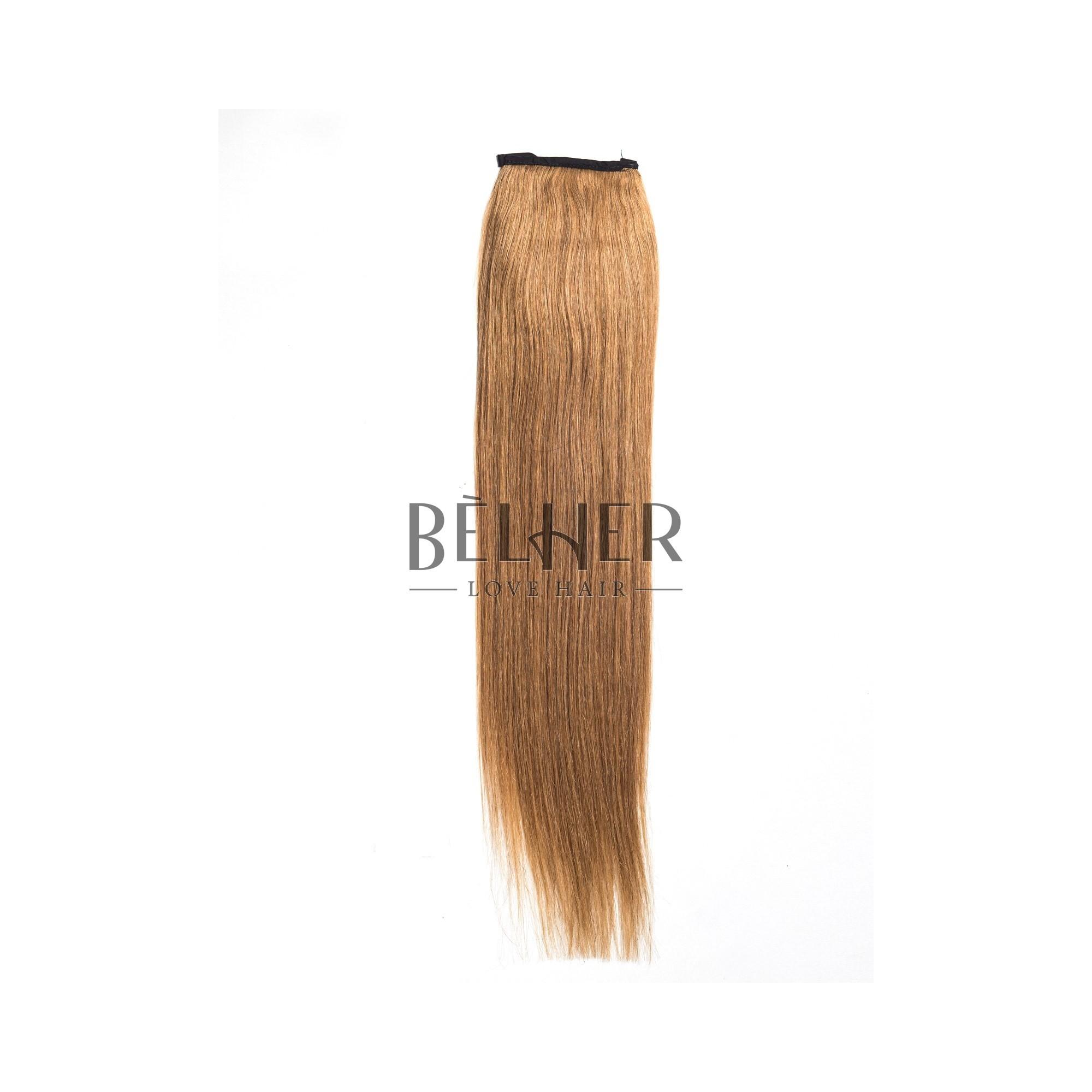 Coada Premium Blond Aluna