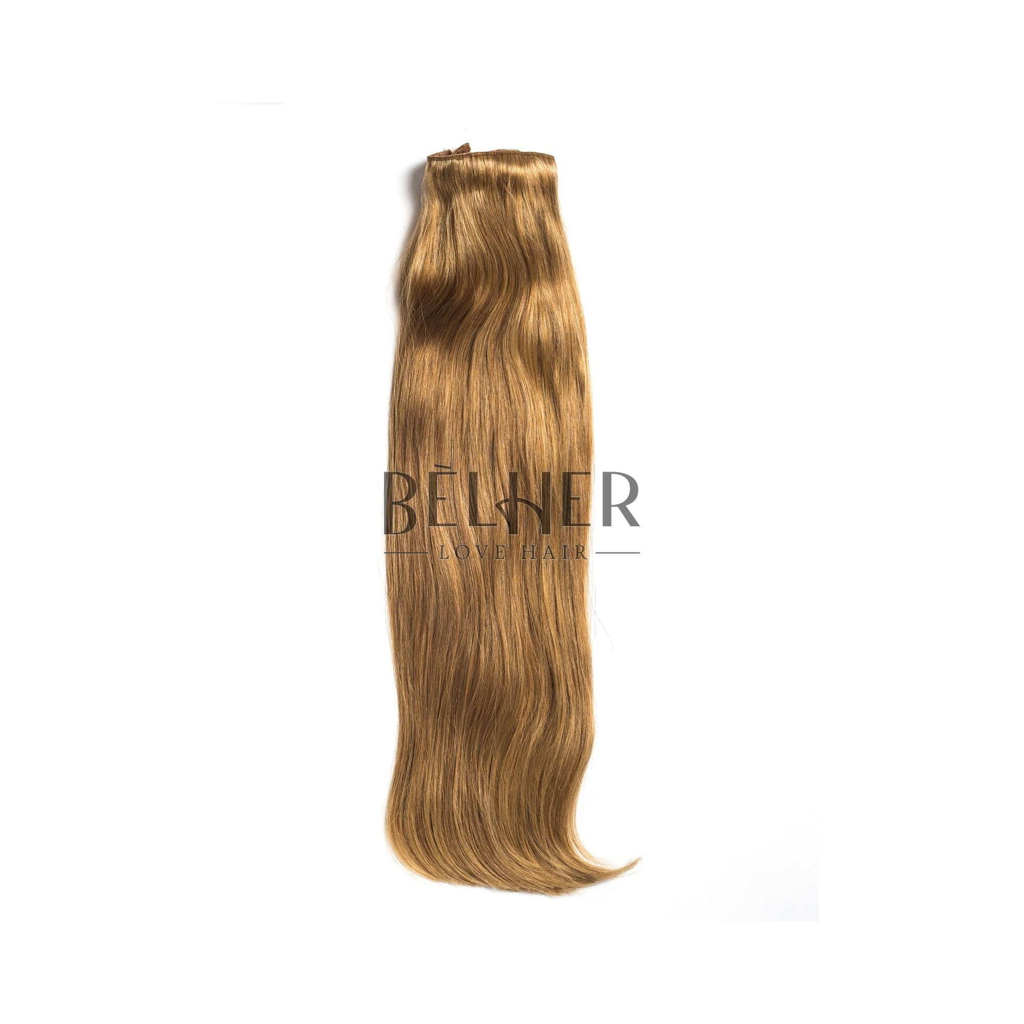Extensii Clip-On Deluxe Blond Aluna