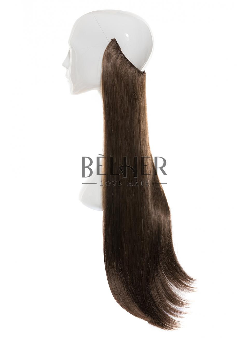 Tresa Flip-In 2-in-1 Blond Inchis Cenusiu