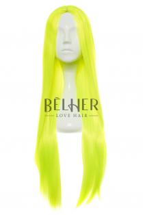 Peruca LORA Verde Neon