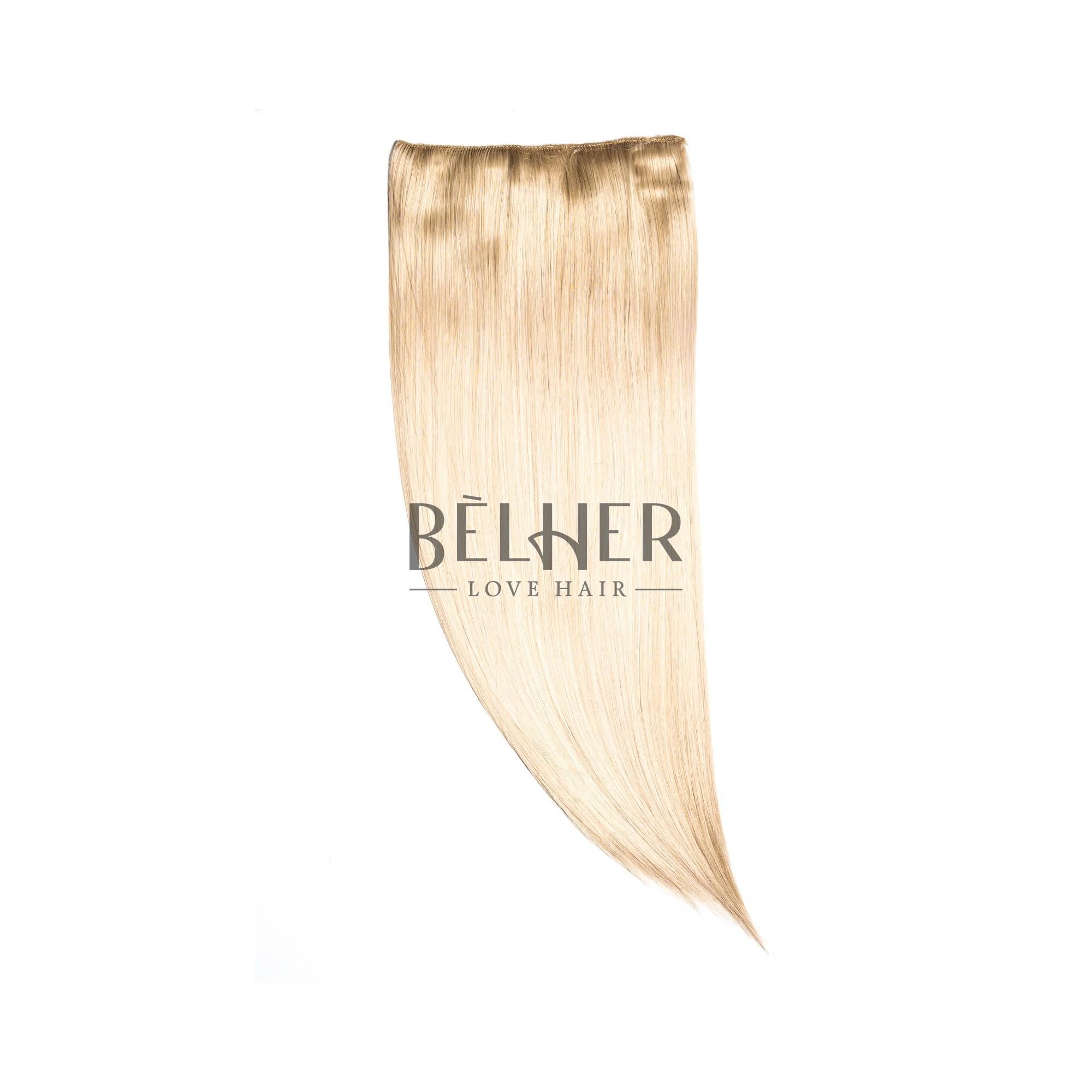 Tresa Clip-On Blond Deschis Cenusiu