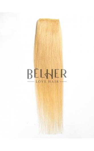 Coada Premium Blond Deschis