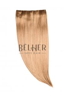 Blond Inchis Auriu Tresa Clip-On