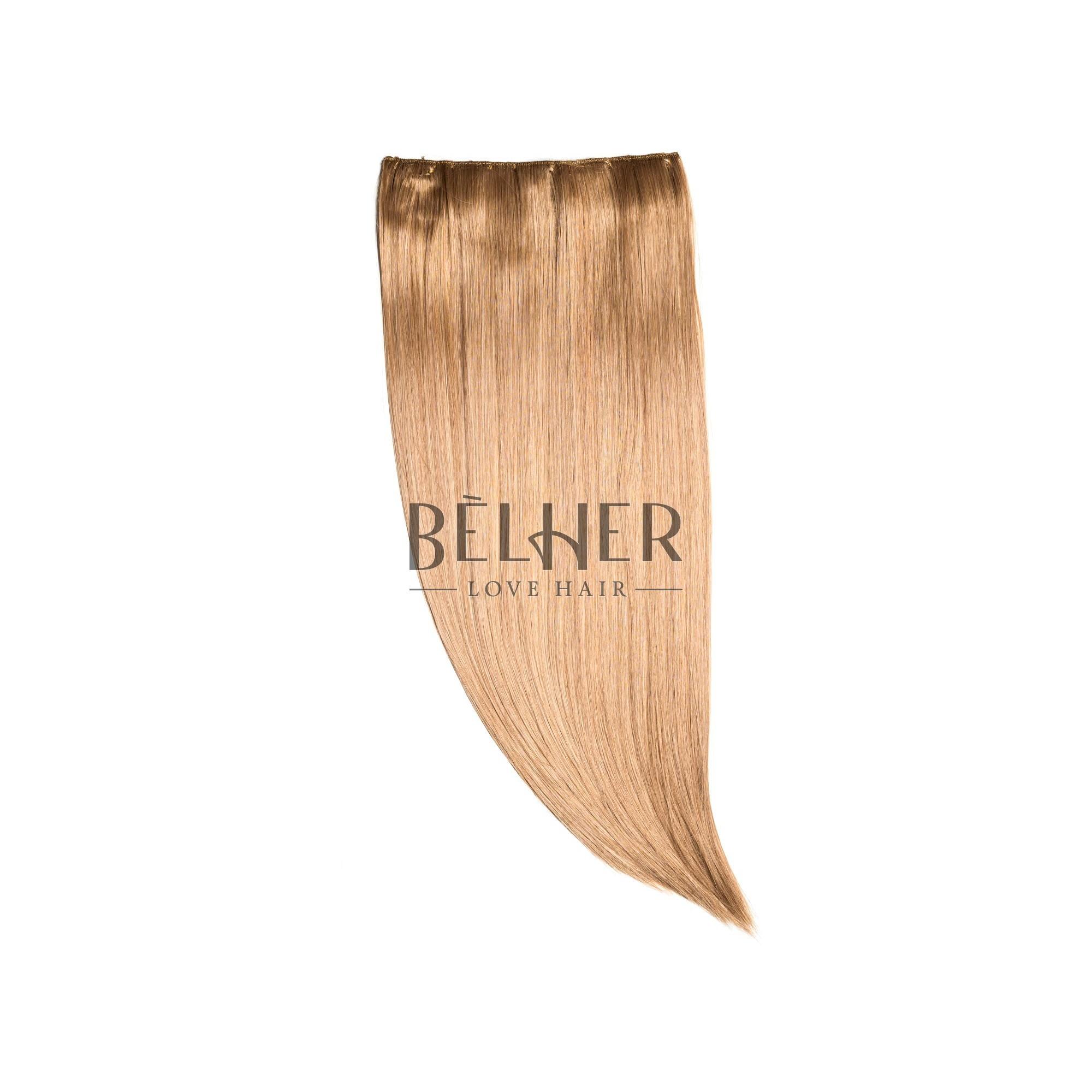 Tresa Clip-On Blond Inchis Auriu
